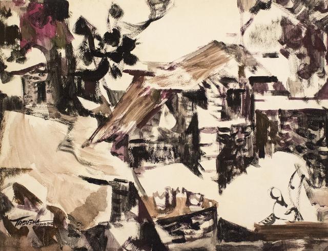 , 'Casa de Adobe,' , Galería Nudo