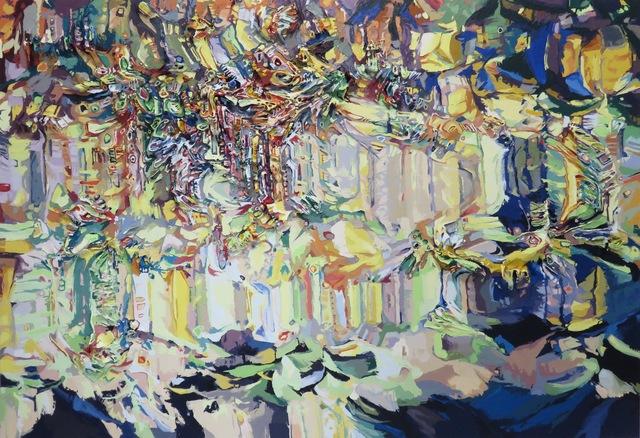 , 'Reflection k-h-8,' 2017, SAKURADO FINE ARTS