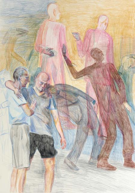 , 'Similitude (Arise Ye Dead Gassed),' 2018, Galerie Jocelyn Wolff