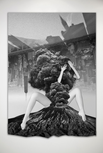 , 'Lady of Hysteria,' 2015, Gallery Ilayda