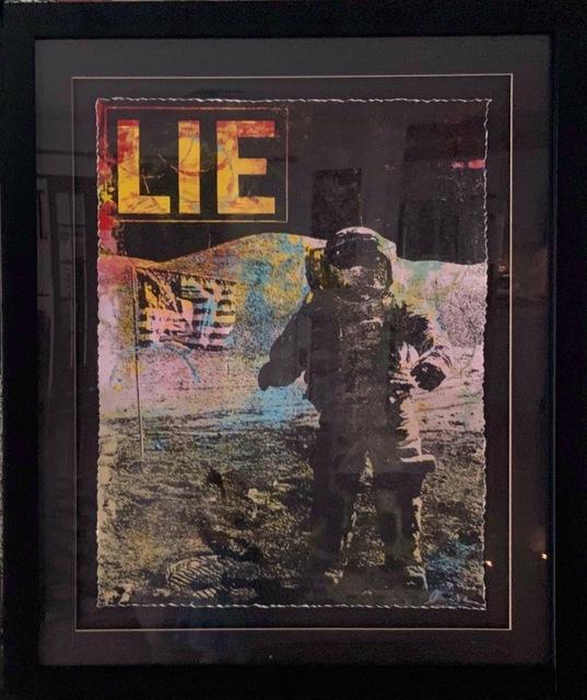 , 'Lie - Moonwalk,' 2011, End to End Gallery