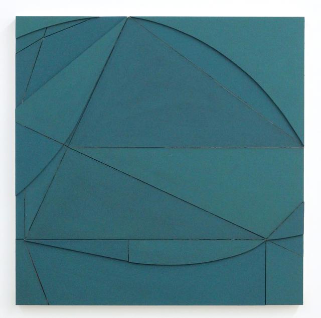 , 'Untitled (Deviation) 05  ,' 2018, FOLD Gallery