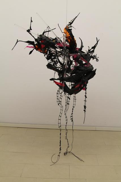 , 'La pescadilla que se muerde la cola,' 2015, Galería Weber-Lutgen