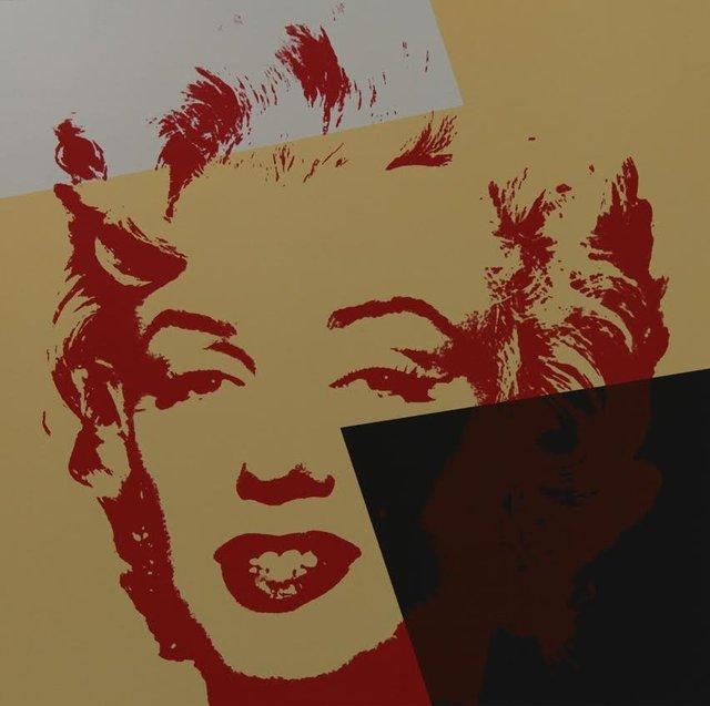 Andy Warhol, 'Golden Marilyn X - Sunday B. Morning (After)', ARTEDIO