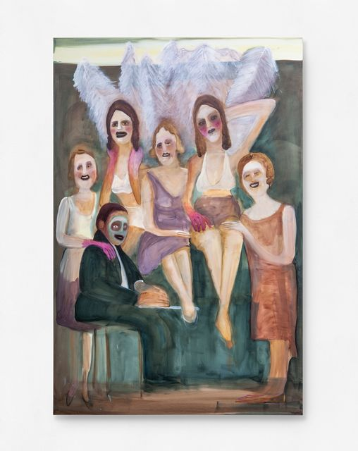 Genieve Figgis, 'Till our daddy comes home', 2018, Almine Rech