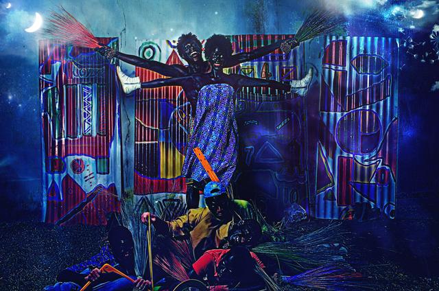 , 'Dandelia #2,' 2012, Galerie Cécile Fakhoury - Abidjan