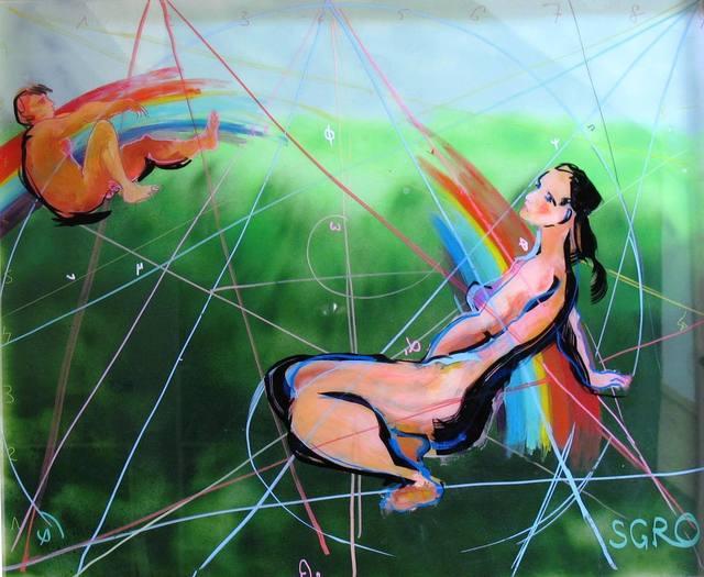 , 'Accord Parfait,' 2017, galerie bruno massa
