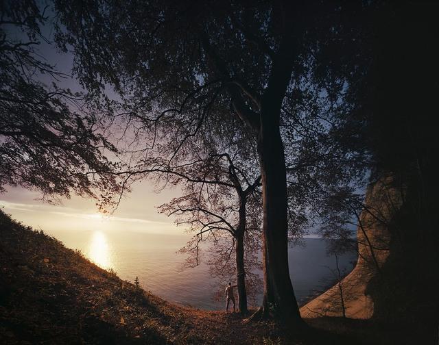 , 'Kreidefelsen (serie Neue Romantik),' 2014, carlier | gebauer