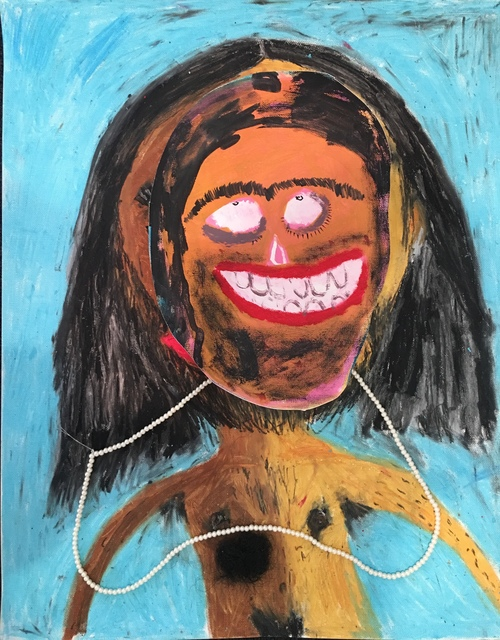 , 'Self Portrait 1,' 2016, Sullivan+Strumpf