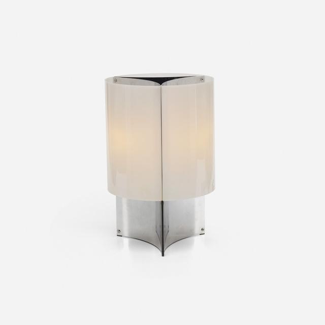 Massimo Vignelli and Lella Vignelli, 'table lamp, model 526/G', 1965, Rago/Wright