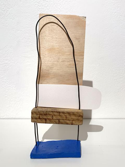 , 'Lap blanket.,' 2018, Richard Levy Gallery