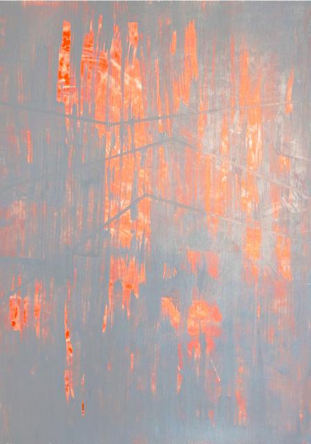 Gudrun Mertes-Frady, 'Red Lilies ', 2017, Kathryn Markel Fine Arts