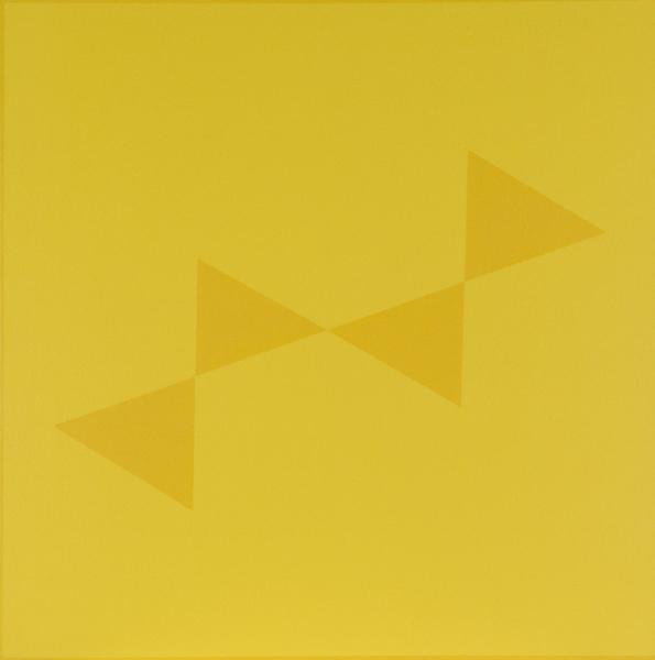Jesús Matheus, 'Minimo amarillo', 2007, Cecilia de Torres Ltd.