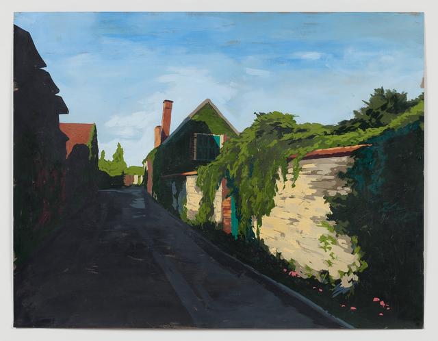 Matthew Benedict, 'Late Afternoon, Rue Claude Monet', 2011, Alexander and Bonin