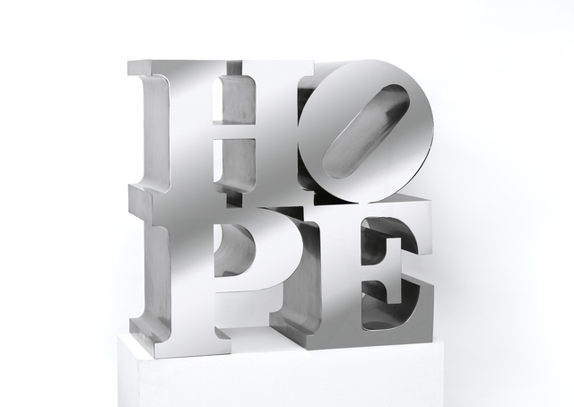 , 'HOPE,' 2009, Galerie Thomas