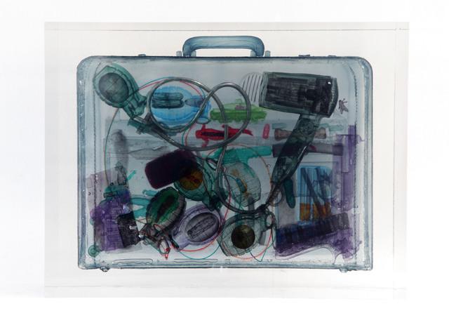, 'X-Ray Suitcase 22,' , HOHMANN