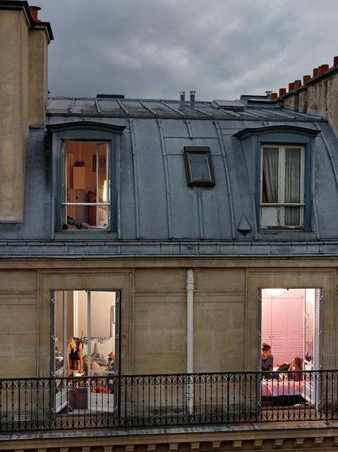 , 'Quai Anatole, Paris, 7E, 26 Septembre,' 2013, Kopeikin Gallery