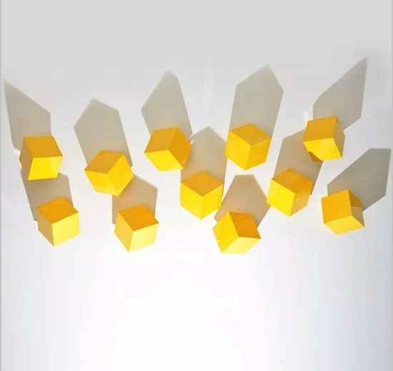 , 'Chatterboxes, Maserati Yellow, Set of 6,' 2019, Galerie d'Orsay
