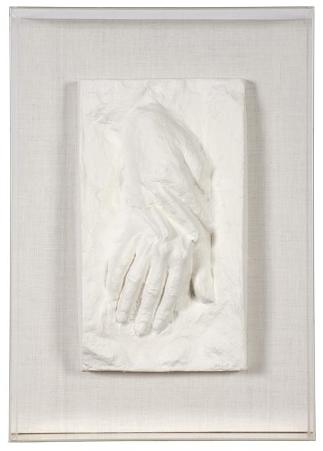 George Segal, 'TWO HANDS I', 1979, Doyle