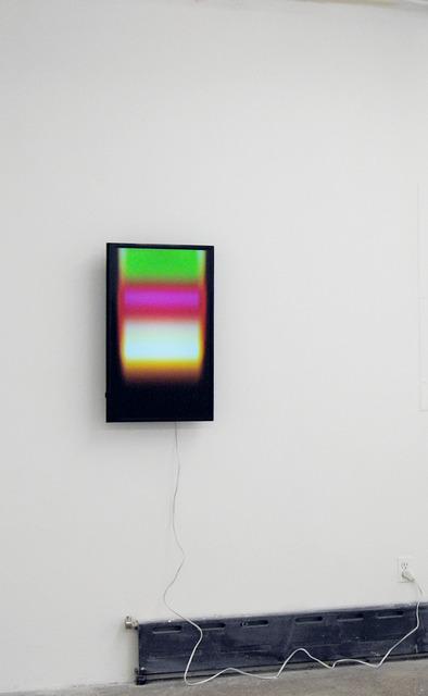 , 'Perceptual; Listen,' 2015, Cindy Rucker Gallery