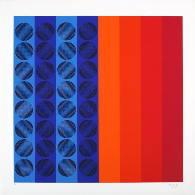, 'Cyclophoria/1,' 1971, Cortesi Gallery
