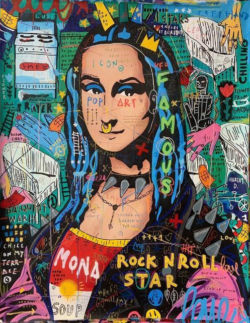 , 'Mona Green,' 2019, Sist'Art