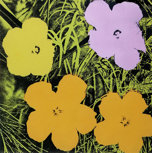 Andy Warhol, 'FLOWERS FS II.67', 1970, Print, SCREENPRINT IN COLORS, Gallery Art