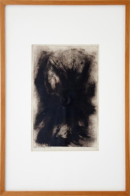 , 'Série Negra,' 1961, Galeria Pilar