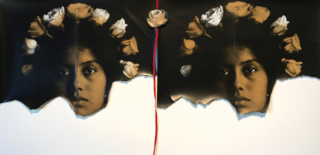 , 'Corona de Rosas (Crown of Roses),' 1989, PDNB Gallery