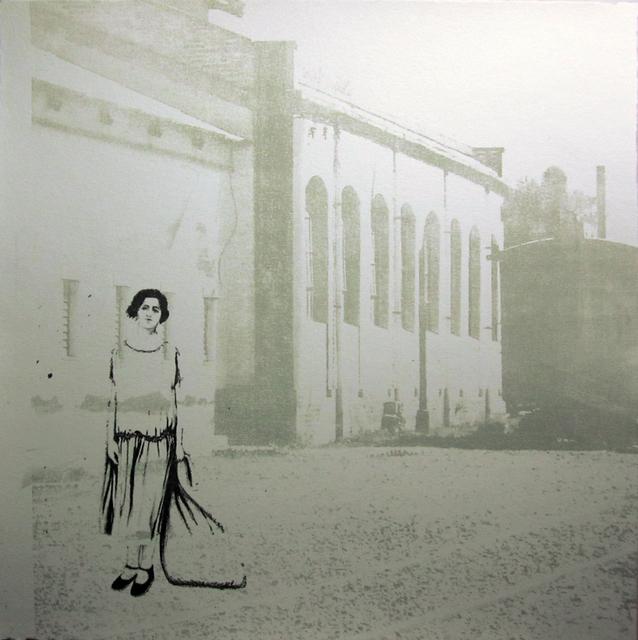 , 'Migrante # 17,' 2013, Maria Elena Kravetz