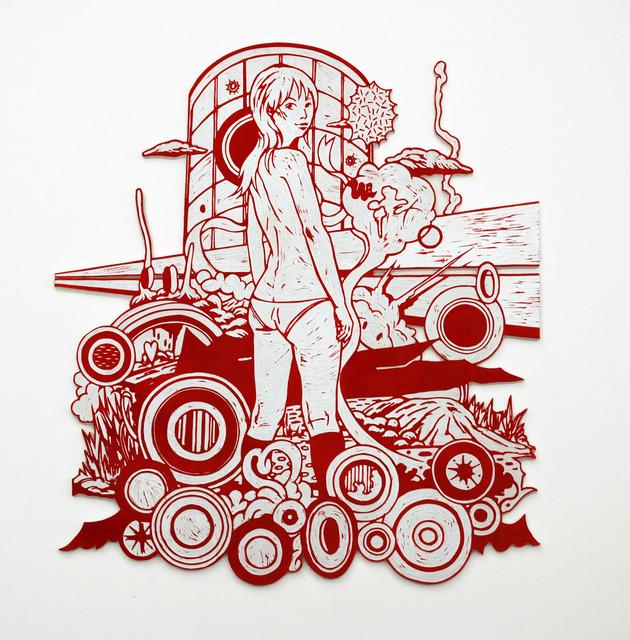 , 'No Title (Girl 1),' 2011, Micheko Galerie