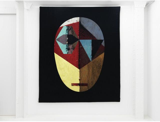 , 'mask ,' 2015, Casado Santapau
