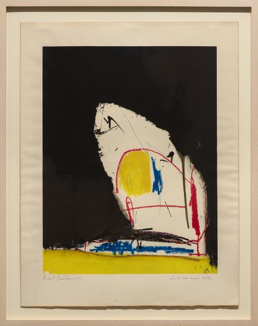 Robert Motherwell, 'Capriccio', 1961, Heather James Gallery Auction