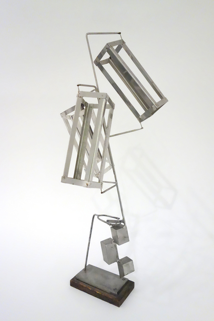 , 'Three Parallelepipeds,' 1984, Hollis Taggart Galleries