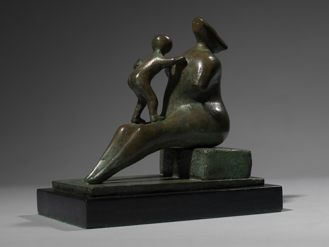 , 'Mother and Child: Armless,' 1979, Osborne Samuel