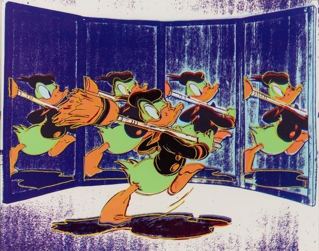 , 'Anniversary Donald Duck,' 1985, Shoichiro/Projekcts by Projects