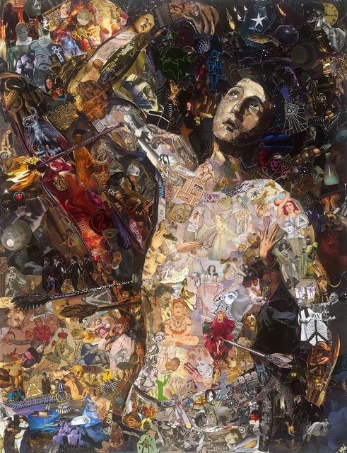 Vik Muniz, 'Saint Sebastian, after Jose Ribera', 2018, galerie nichido / nca | nichido contemporary art