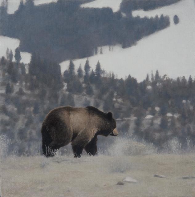 , 'Early Spring, Yellowstone,' 2018, Sullivan Goss