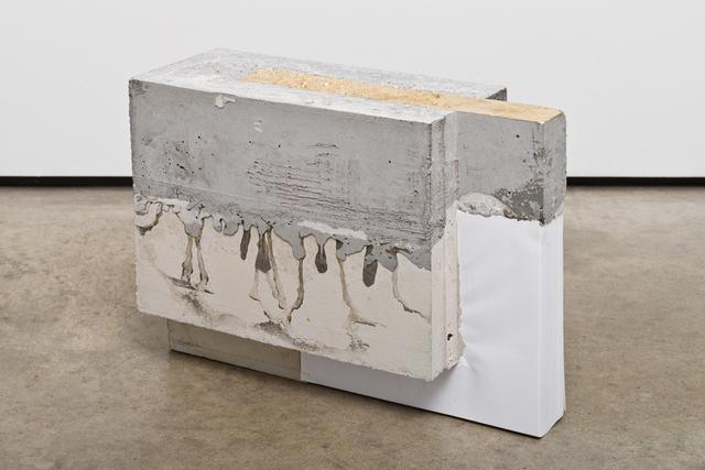 , 'Untitled (White Lies),' 2017, Lora Reynolds Gallery