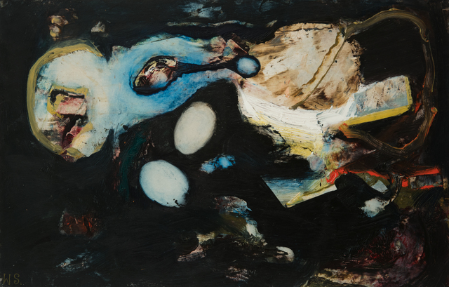 , 'Night Move,' 1964, Hollis Taggart Galleries