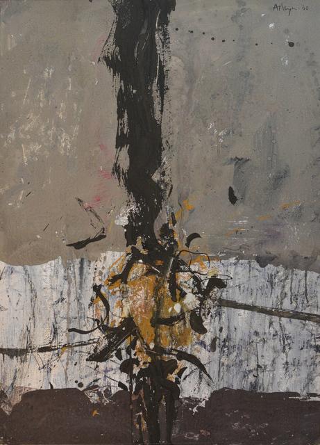 , 'Mort d'une sorcière,' 1960, Canadian Art Group