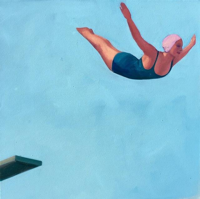 T.S. Harris, 'Swan Dive', 2010-2017, Eisenhauer Gallery