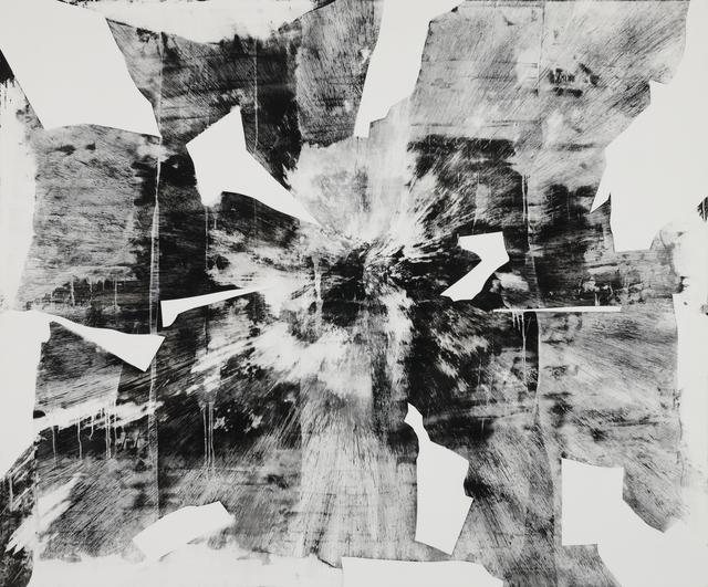 , 'Black Flower,' 2013, Leehwaik Gallery