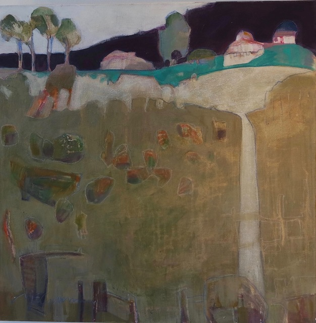 Peggy McGivern, 'Road to Monastory', Gildea Gallery