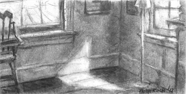 Philip Koch, 'Sun in an Empty Room II', 2012, Edward Hopper House