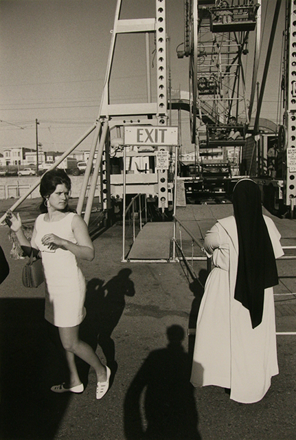 , 'Woman and Nun, SF, CA,' 1970, Anglim Gilbert Gallery