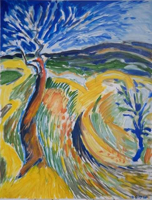 , 'OLIVIO Sardaigne 05- 04,' 2013, Galerie Marie-Robin
