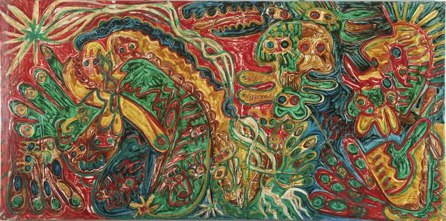 , 'Haley's Coming,' , Salomon Arts Gallery