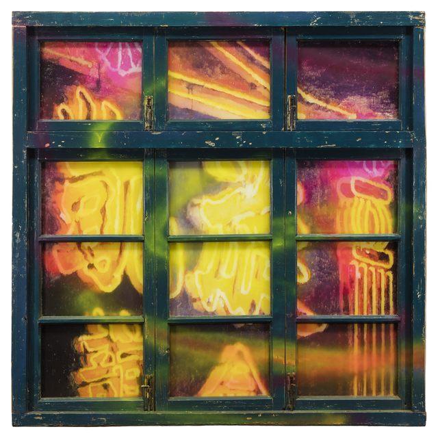 , 'Neigbhour's Window: Triumph,' 2016, David Zwirner