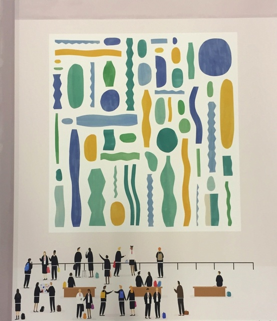 , 'School Trip,' 2015, Rebecca Hossack Art Gallery